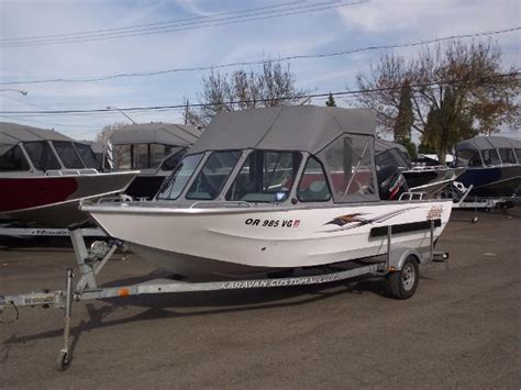 fishing boat dealers oregon fishing boats for sale in eugene oregon