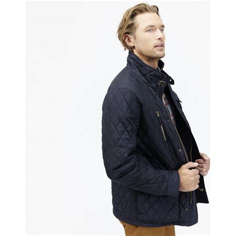 Next Mens Jackets Quilted by Joules Stafford Quilted Jacket Marine Navy T Stafford