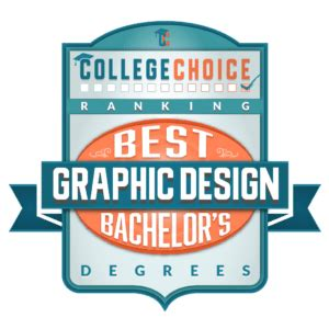 bachelor of design graphic design 50 top graphic design degrees