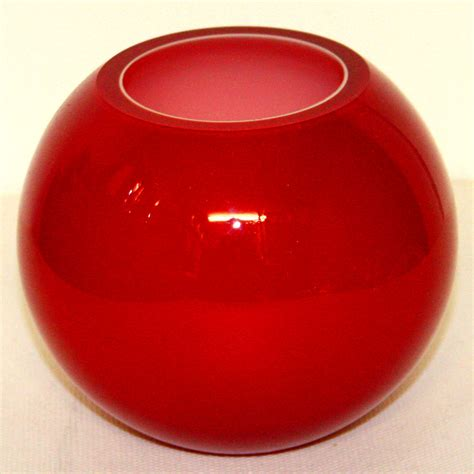 globe bowl glass vase style 1 ten and a half