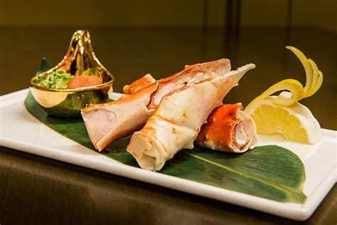 broiled king crab legs crab tivating treats to celebrate singapore s 52nd national day at rws the resorts world