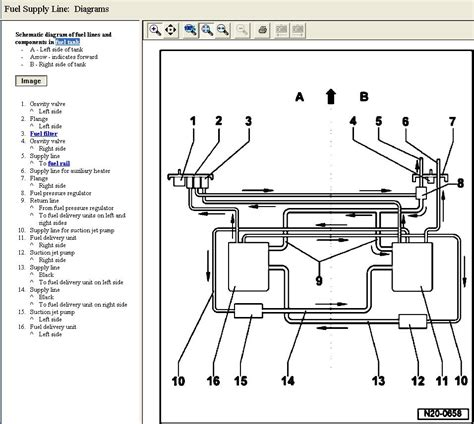 2004 vw touareg fuel system wiring diagram ford