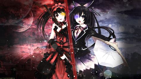 wallpaper anime date a live date a live kurumi wallpaper wallpapersafari
