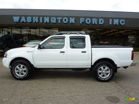 white nissan frontier 2003 avalanche white nissan frontier sc v6 crew cab 4x4