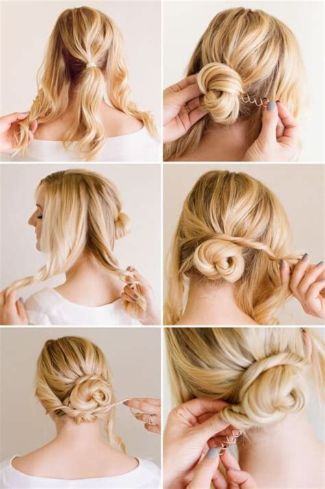 Deceptive Bun Hairstyles: 10 Easier Than They Look Buns