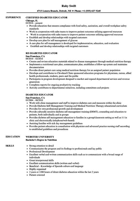 best clinical nurse educator resumes resumehelp