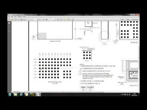 pads layout video tutorial pads logic and layout creating your own parts pcb