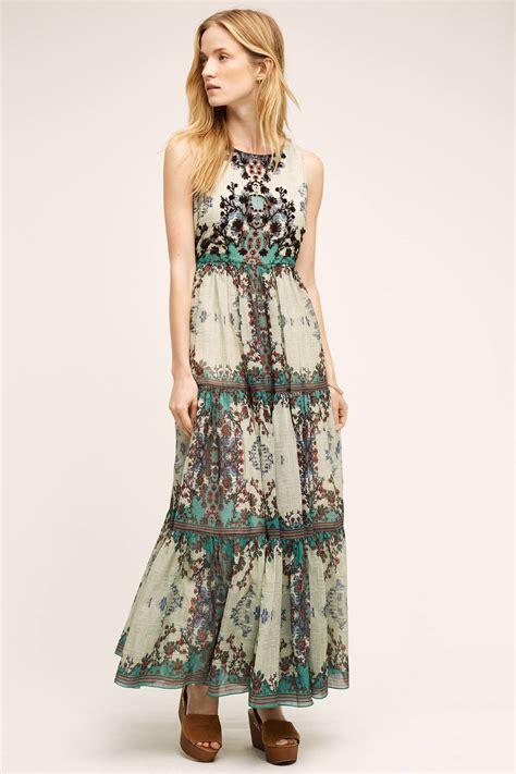 Anthropologie Summer Dress by Madera Maxi Dress Anthropologie