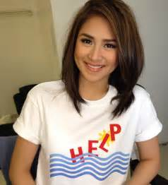 sarah geronimo new haircut sarah geronimo new haircut by mateo ashmatt sarah