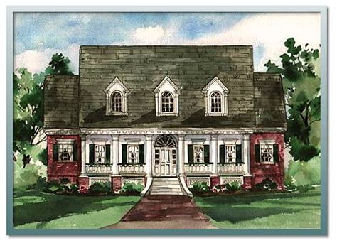 french colonial house plans home ideas 187 acadian cottage house plans
