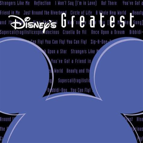 S A Volume 4 disney s greatest vol 1 by disney 50086069378 cd