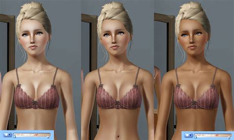 sims 3 default replacement skin non default replacement skins custom content caboodle