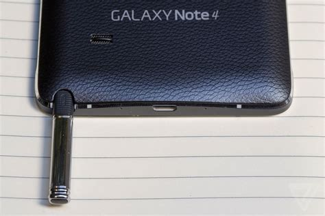 samsung galaxy note 4 review the verge a closer look at the samsung galaxy note 4 the verge