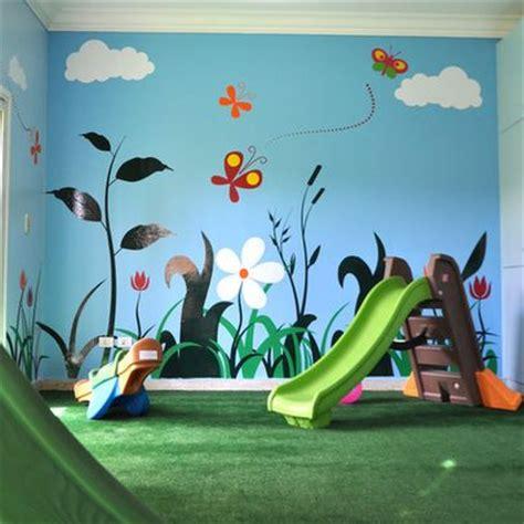 daycare wall decorations nursery photos play area school daycare design
