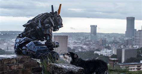robotic chappie asks big questions