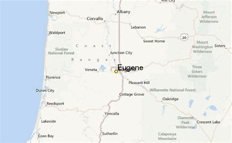 eugene oregon location map wiring diagram website