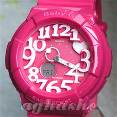 Casio Casio Baby G Sherina Purple baby g bga 130 sherina edition aghashe