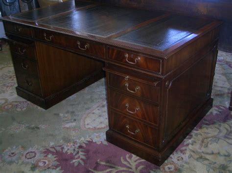 Antique Partners Desk For Sale by Partners Desk For Sale Antiques Classifieds