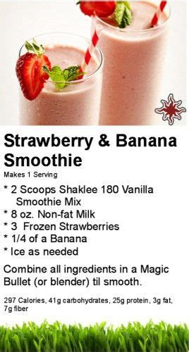 Strawberry Banana Smoothie Recipe Detox by Strawberry Banana Smoothie The Healthy Fast Food A