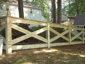 Dog Backyard Ideas Advantages Cedar Split Rail Fence Is One Of The Most