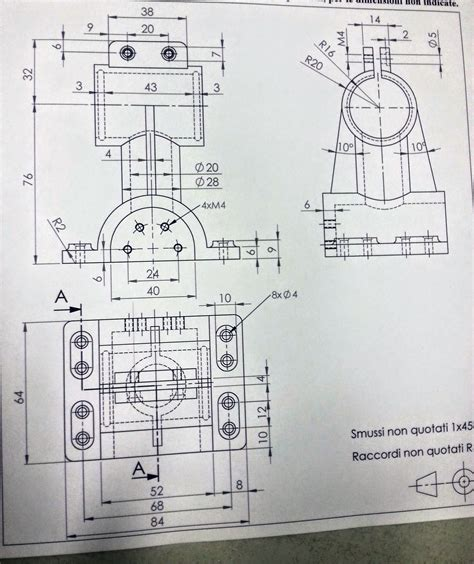 tavole disegno tecnico andreadd it disegno tecnico industriale