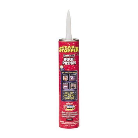 leak stopper 10 1 oz rubberized roof patch 0319 ga the