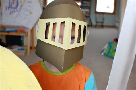 How To Make A Helmet Out Of Paper - cortney and jon ophoff s family site live and learn