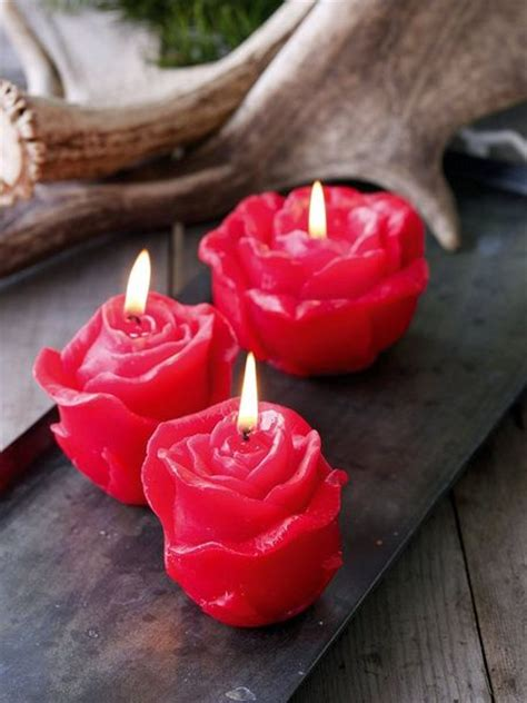 candele rosa candles nordic house