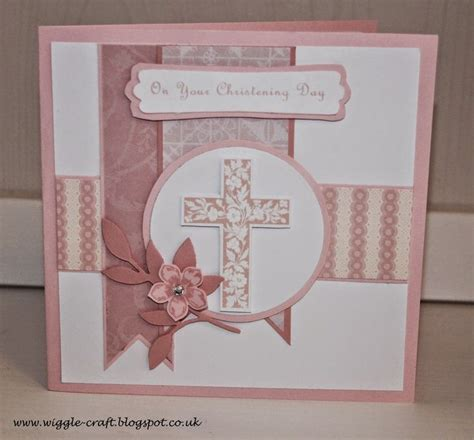 Handmade Baptism Cards - 28 best baptism christening cards images on