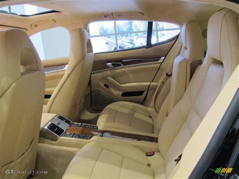 porsche panamera interior 2012 luxor beige interior 2012 porsche panamera turbo s photo