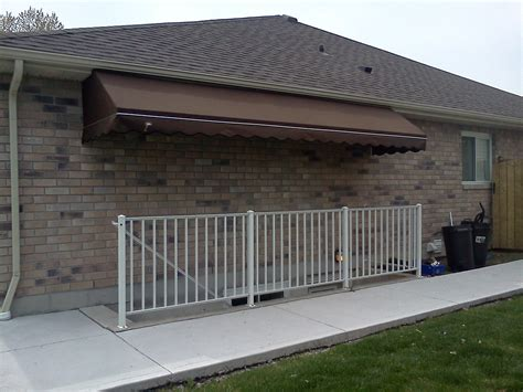 advanced awning residential awnings advanced awnings lasalle