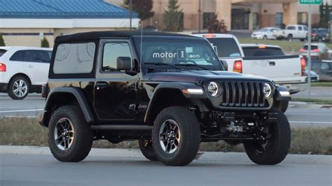 jeep wrangler 2018 entire 2018 jeep wrangler lineup photographed on road 40