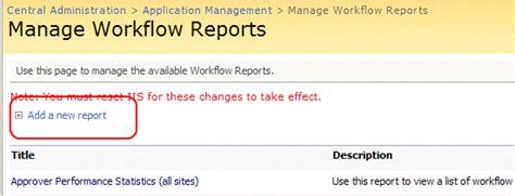 nintex workflow reports nintex workflow experience how to create a custom report