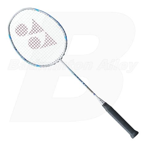 Raket Yonex Arcsaber 9 yonex arcsaber 3fl marine 2011 feather light badminton racket