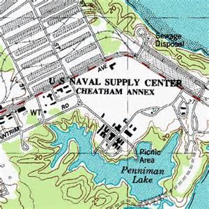 Galerry Virginia Elevation Map