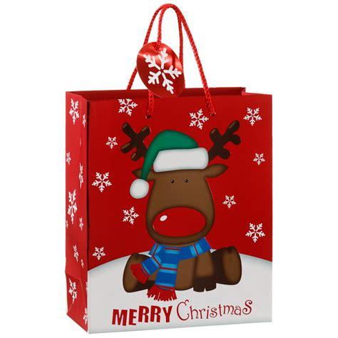 medium novelty christmas gift bags xmas gift bags b m