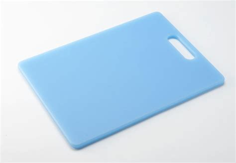 chopping board plastic extrusion kitchen chopping board blue plastic hygienic
