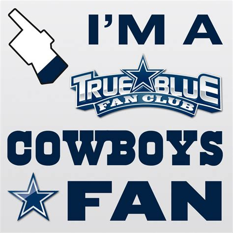dallas cowboys fan are you true blue dallas cowboys fan