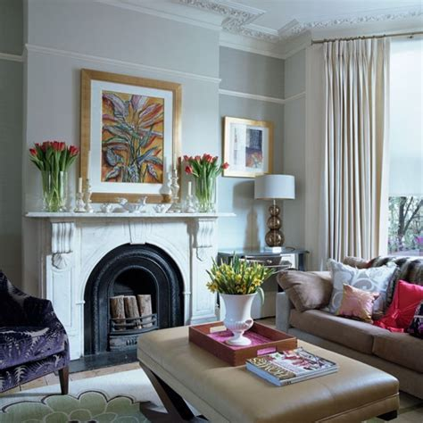 Home Decor Ideas Uk by Living Room Step Inside Designer Andrea Maflin S Unique