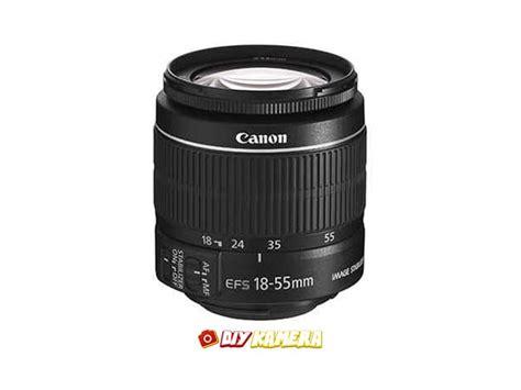 Lensa Standar Canon 18 55mm Sewa Lensa Canon Ef S 18 55mm F 3 5 5 6 Is Ii Jogja Diykamera