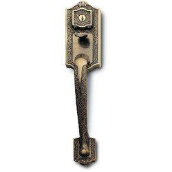 Antique Exterior Door Hardware Weslock 01414 Aea382d Interconnect Colonial Entrance Handleset Exterior Door Hardware
