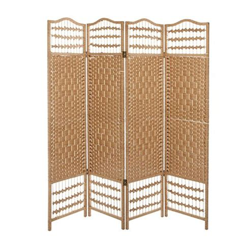 new 3 wood panel traditional bedroom screen folding room room divider 4 panel folding screens beige wood woven home