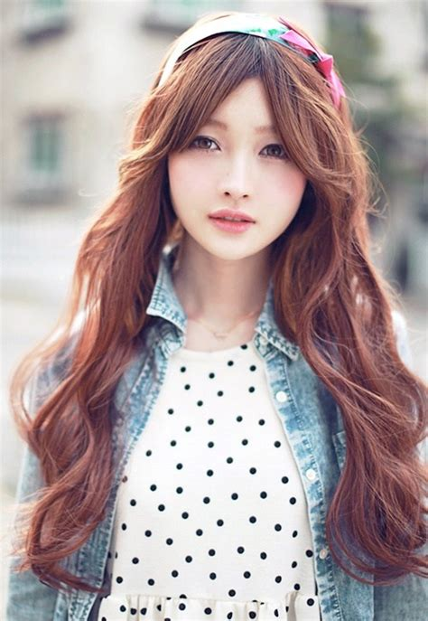 5 best korean hairstyles for long hair fmag com