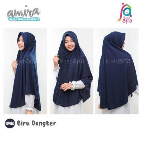Amira Antem Afra Ukuran S jual jilbab afra bergo antem afra amira ukuran jumbo saani boutique