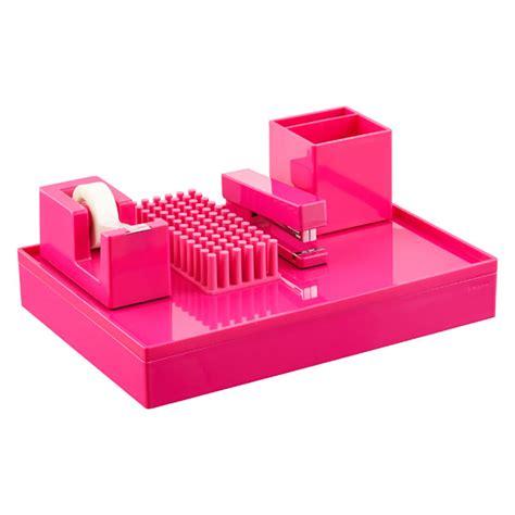 Pink Desk Organizer Pink Desk Organizer Best Home Design 2018