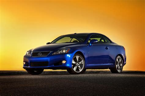 lexus is350 convertible 2010 lexus is250 and is350 convertible review top speed
