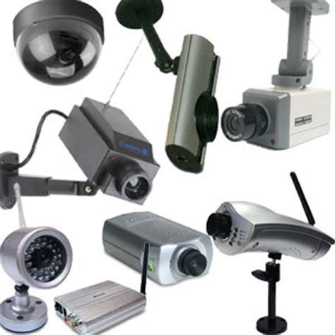 surveillance cameras home security equipment