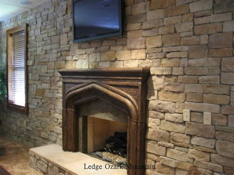 stone wall fireplace 8 reasons to build your fireplace with manufactured