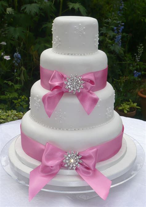 Wedding Cake Ribbon by Ribbon Brooch Wedding Cakes Wedding Ido