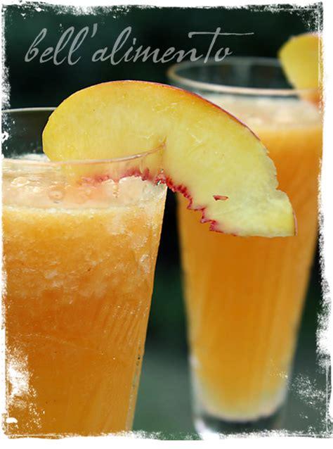 cipriani recipe frozen peach bellini cocktail recipe